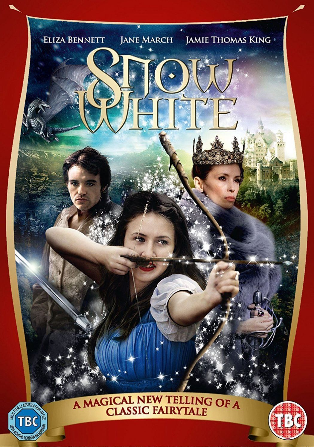 Snow White [DVD] [2012] NEW N SEALED